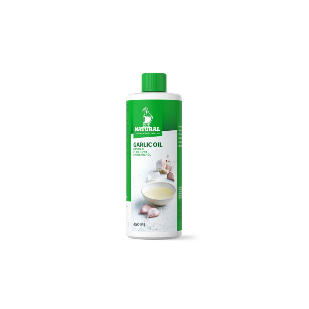 HUILE D'AIL NATURAL