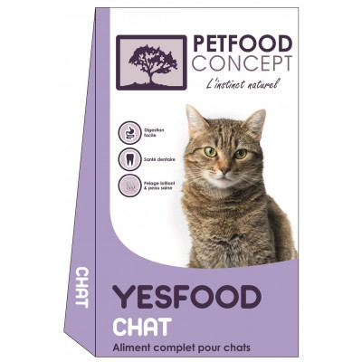 YESFOOD CHAT SAC